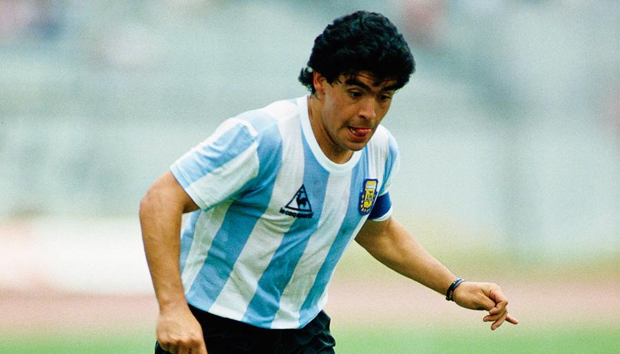 Maradona desmiente rumores de su salud y asegura que está