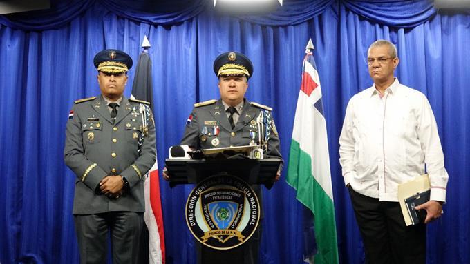 Director PN pide a presunto asesino de mujer en SPM que se entregue