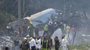 La superviviente del desastre aéreo en Cuba sigue