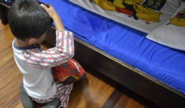 Niños que mojan la cama pueden desarrollar baja autoestima