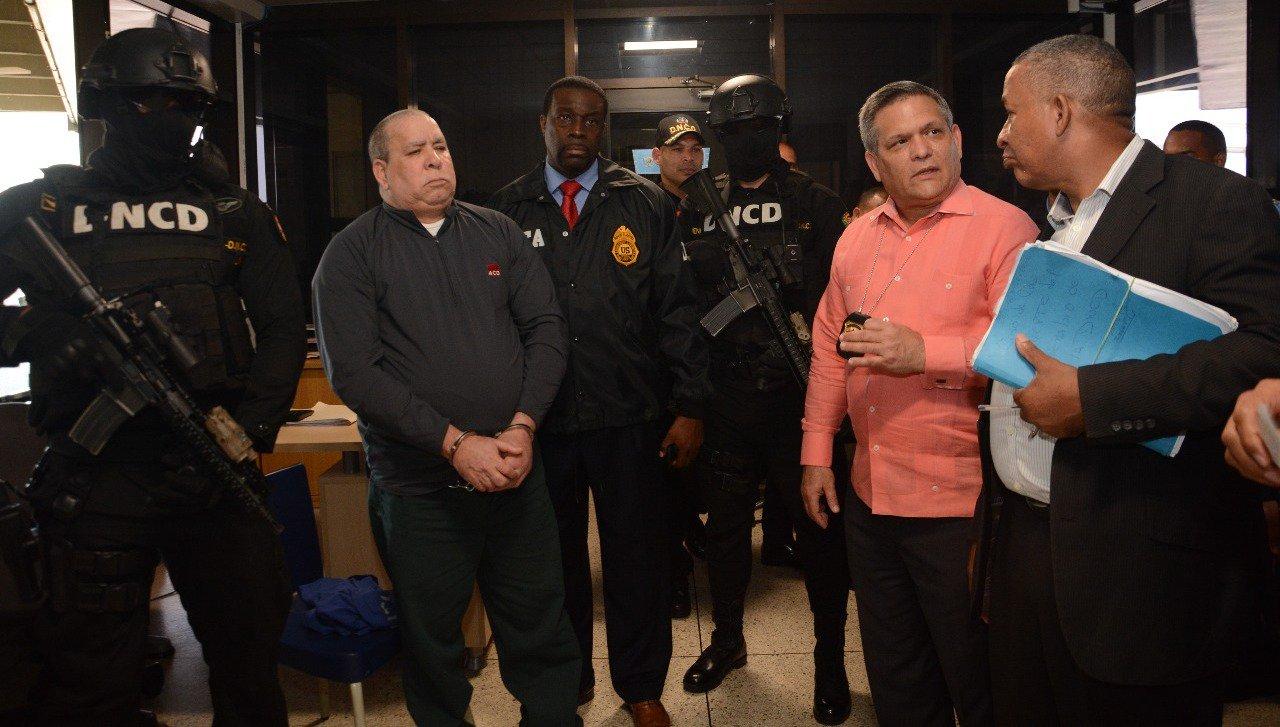 Extraditan de Estados Unidos vinculado en asesinato de agente de la DNCD