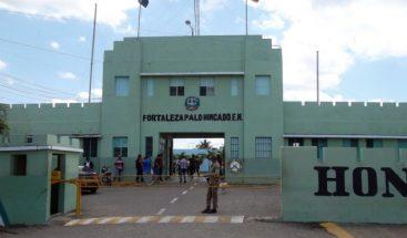 Policía realiza requisa en fortaleza Palo Hincado, de Cotuí