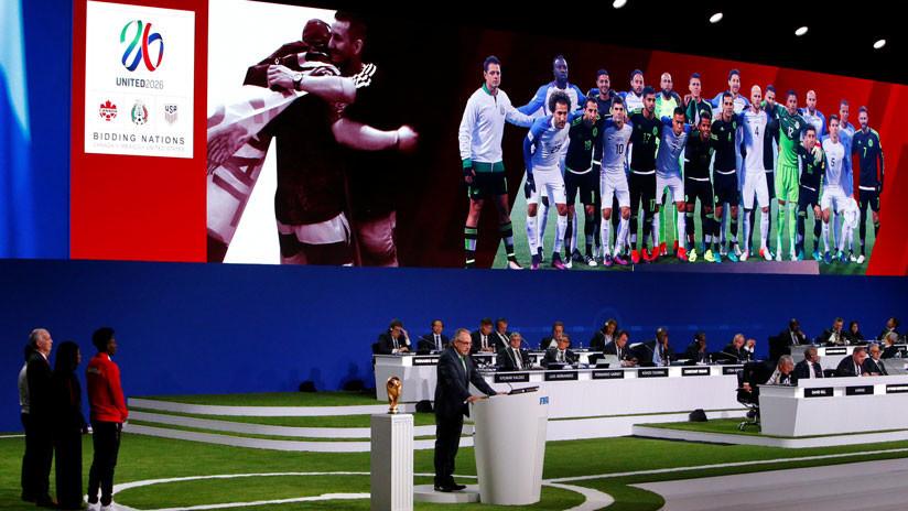 El Mundial 2026 se celebrará en Canadá, EE.UU. y México