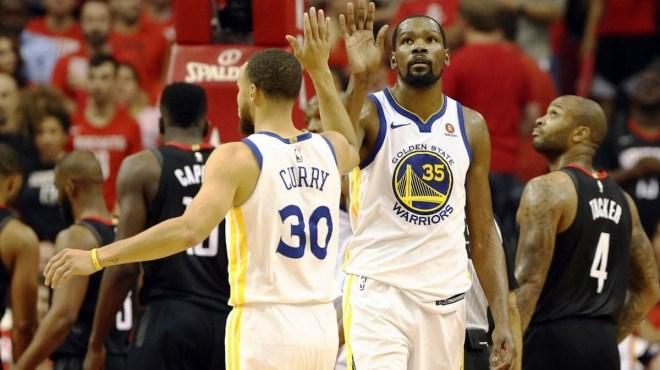 Durant y Curry coinciden en destacar que el cuarto partido será el más duro