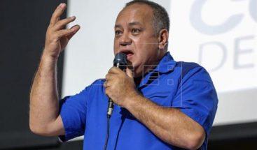 Constituyente venezolana elige a Diosdado Cabello como nuevo presidente
