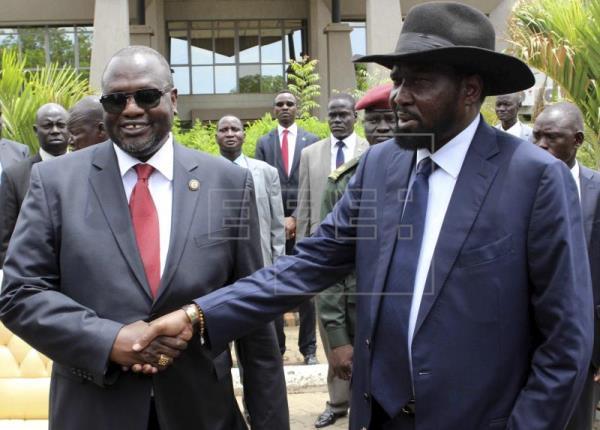 El Gobierno y rebeldes firman un alto el fuego