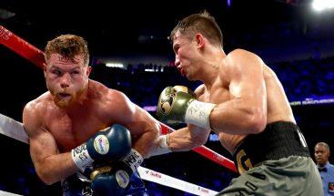 Segunda pelea Canelo-Golovkin será el 15 de septiembre, confirma De la Hoya