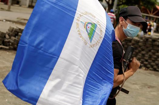 Jóvenes nicaragüenses seguirán en los