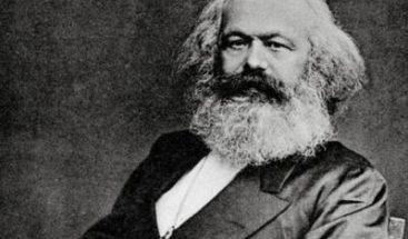 Realizarán evento académico por 200 años de Carlos Marx