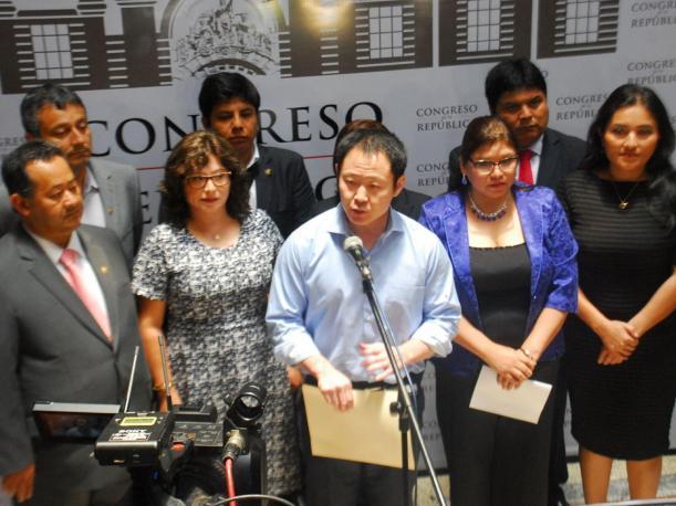 Corte Suprema de Perú abre investigación preparatoria contra Kenji Fujimori