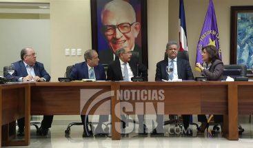 Dudan que este martes haya solución a la ley de partidos, como aseguró Reinaldo Pared