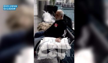 Un hombre libanés lleva viviendo en un aeropuerto de Ecuador más de 40 días