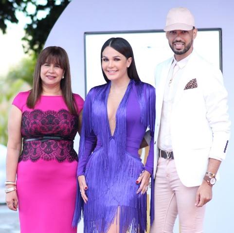 Luz García presentará especial de televisión 7 famosos, 7 maravillas, 7 Cuerpos Hot