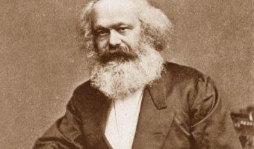 Varias instituciones sociales celebran 200 años del natalicio del sociólogo Carlos Marx