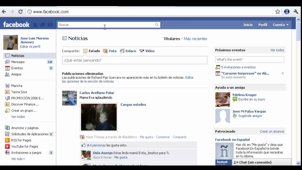 Publicaciones en Facebook destinadas a audiencia reducida fueron públicas