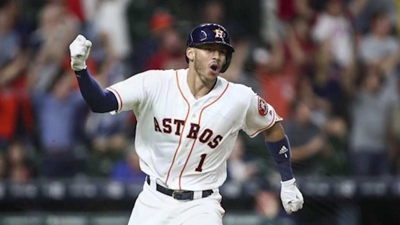 Los Astros acaban gira perfecta de 10-0 y logran la undécima victoria seguida