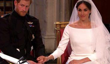Meghan y Harry tendrán que devolver los regalos de boda