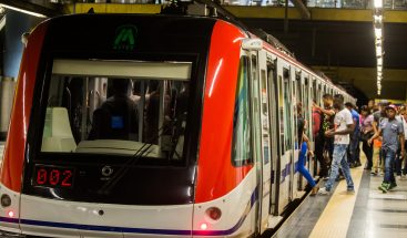 Hombre muere de un infarto en estación del Metro