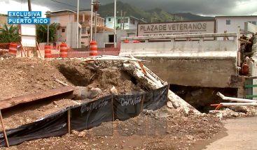 Desde el paso del huracán María una comunidad se mantiene incomunicada en Puerto Rico
