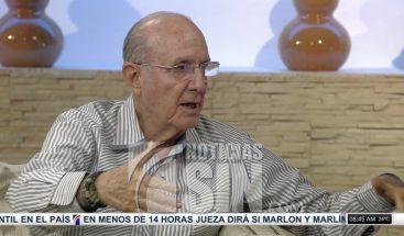 Narciso Isa Conde habla sobre el tema Odebrecht