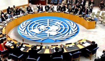 R.Dominicana será elegida mañana miembro del Consejo de Seguridad de la ONU