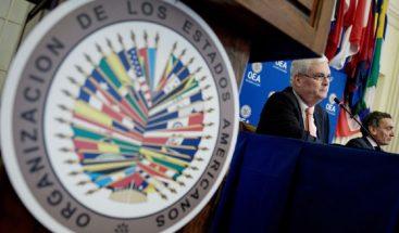 Grupo de Lima y EE.UU. buscan 24 votos en la OEA para suspender a Venezuela