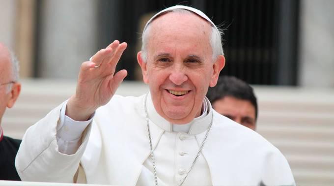 El papa anima a brasileños tras eliminación de Mundial:
