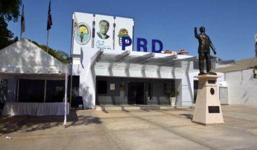 Miembros PRD en contra de que Vargas abogue por convención ordinaria y extraordinaria