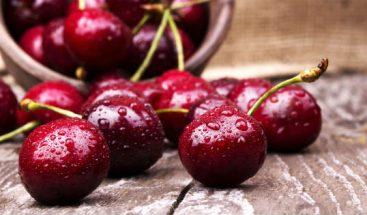 Cerezas y su gran poder antioxidante