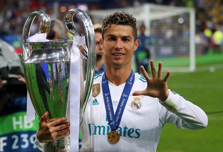 Cristiano Ronaldo se incorpora a la concentración de la selección portuguesa