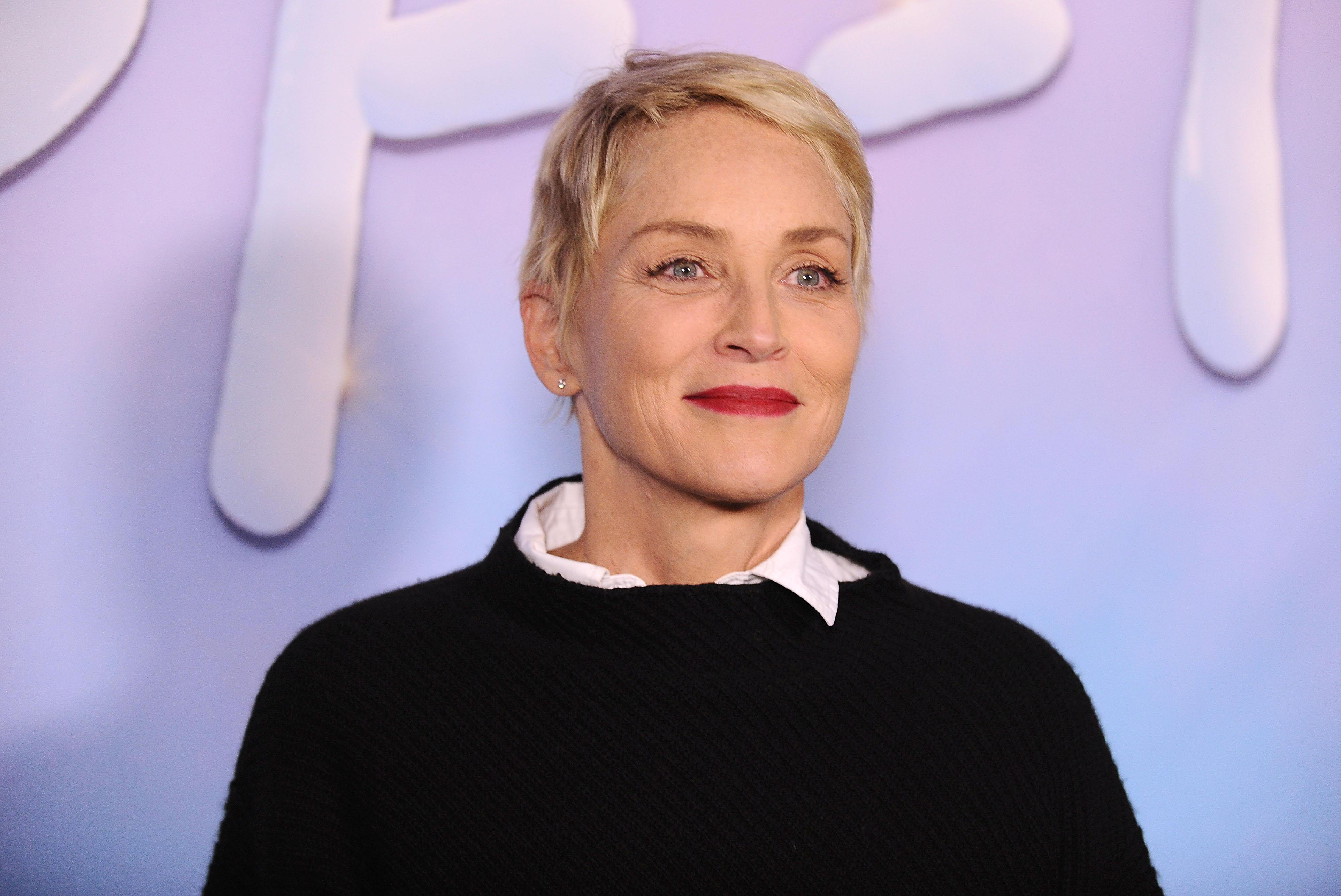 Sharon Stone lamenta que realidad se haya convertido en circo sensacionalista