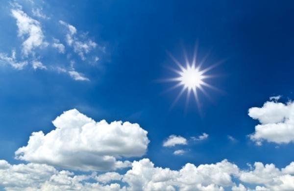 Onamet pronostica escasas precipitaciones y temperaturas calurosas