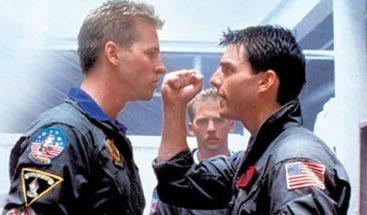 Val Kilmer se reunirá con Tom Cruise en la secuela de