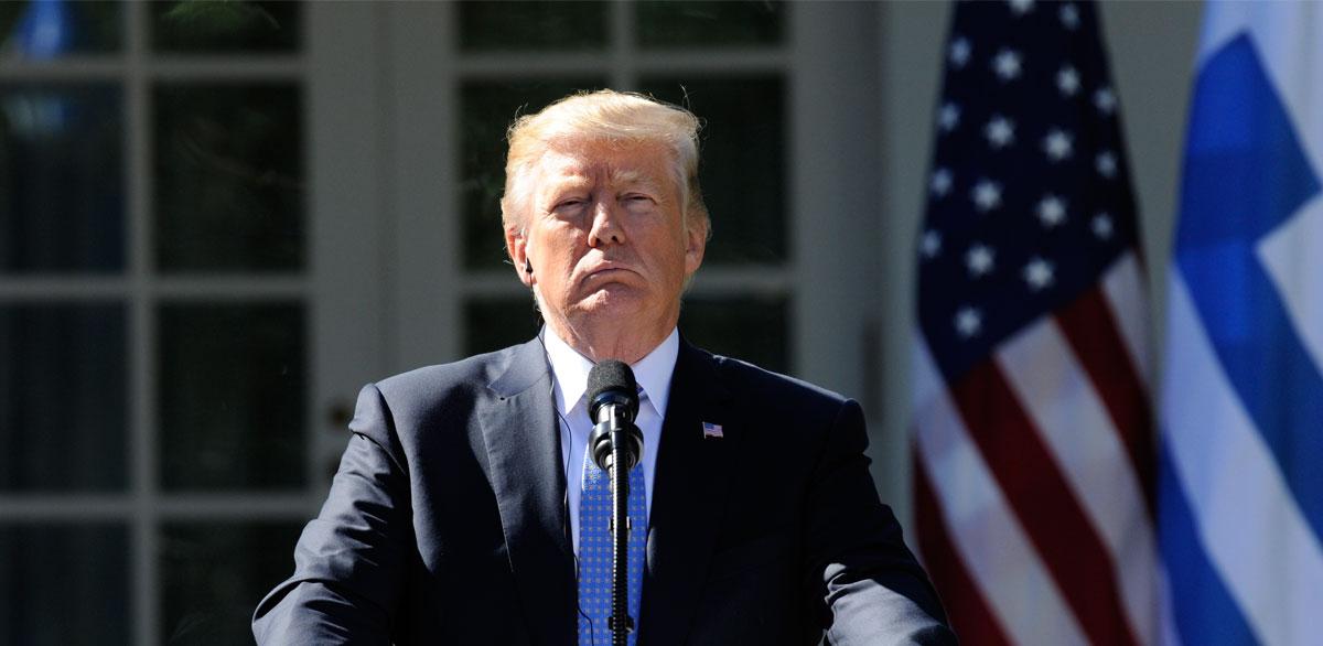 Trump anuncia un plan para restringir inversiones chinas en Estados Unidos