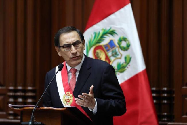 Perú retira a su embajador en Israel tras denuncias de maltrato laboral