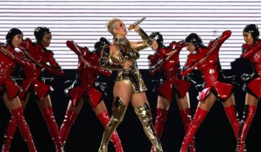 Katy Perry pone el broche de oro al Rock in Rio Lisboa