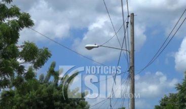 Protesta en Dajabón por demanda de energía eléctrica 24 horas