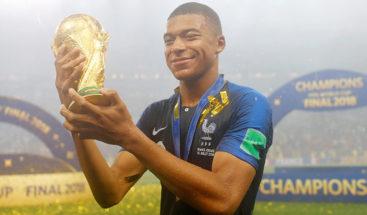 Revelan un secreto que Francia ocultó al mundo en los dos últimos partidos del Mundial Rusia 2018