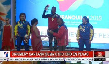 RD suma cinco medallas de oro en Juegos Centroamericanos