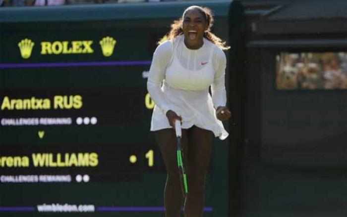 Serena Williams regresa dos años después con victoria