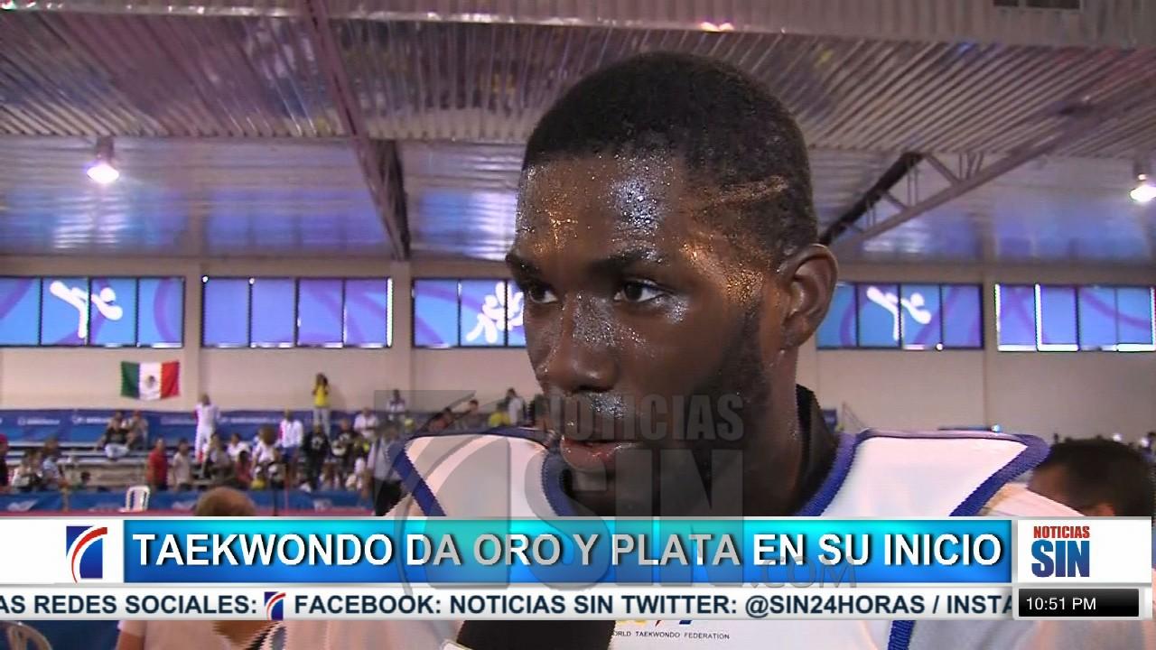 Las disciplinas de Pesas y Taekwondo hicieron sonar el Himno Nacional en tierra colombiana