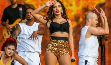 La cantante brasileña Anitta protagonizará una serie documental de Netflix