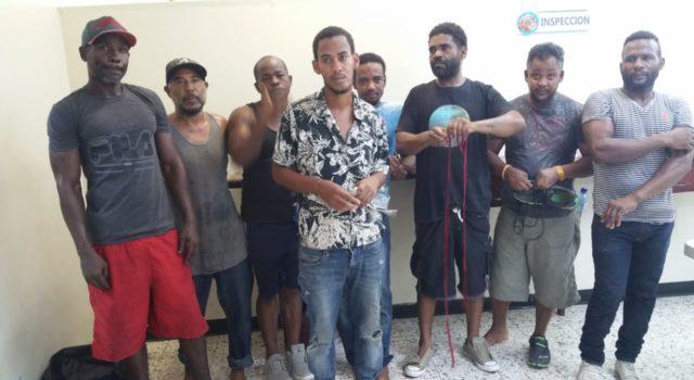 Consulado dominicano en cabo haitiano logra liberación de 8 dominicanos detenido en ese país