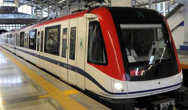 Llegan los primeros trenes para poner en operación comercial línea 2B