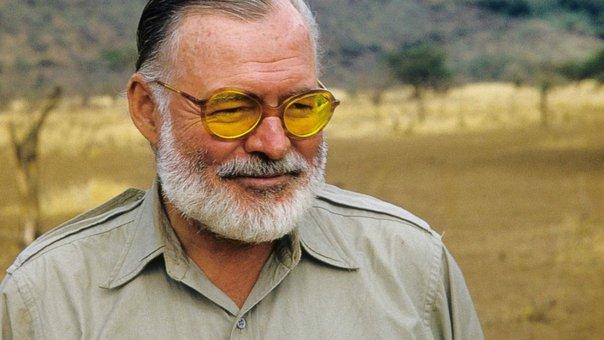 Un día como hoy nació Ernest Hemingway