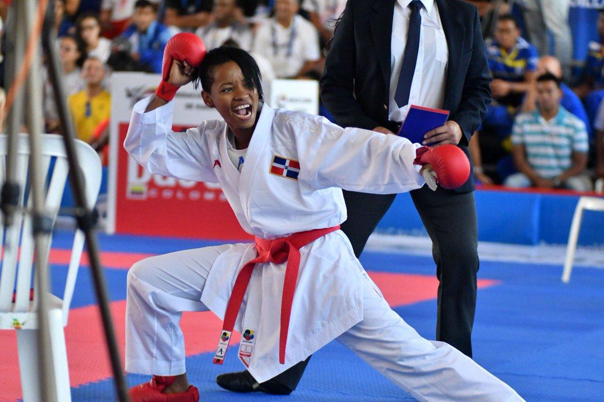 RD conquista su cuarta medalla de oro del día en los Juegos Centroamericanos