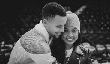 Stephen Curry y su esposa Ayesa padres de un nuevo hijo, que se llamará Canon