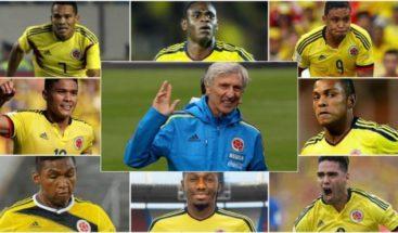 Los 23 de Colombia en la Copa del Mundo de Rusia 2018
