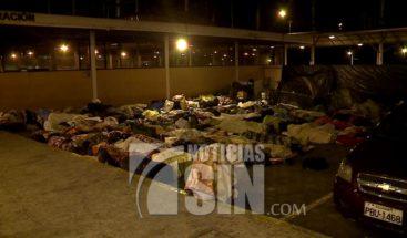 La esperanza de los venezolanos para recaudar fondos y pagar pasaje terrestre