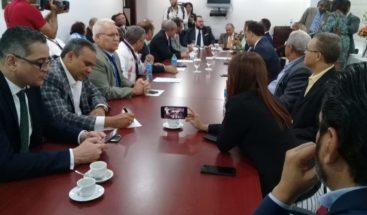 Autoridad Portuaria presenta proyecto de construcción terminal de cruceros en Puerto Plata
